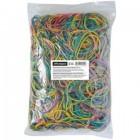 Резинки для денег цветные 1кг  d=60мм