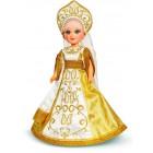 Кукла Анастасия Русский народный танец