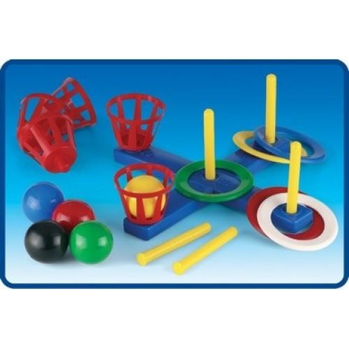 Кольцеброс для детского сада на улицу