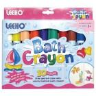 Мелки для ванны 10 цветов в картонной упаковке