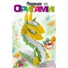 """Набор для детского творчества оригами """"Китайский дракон"""""""